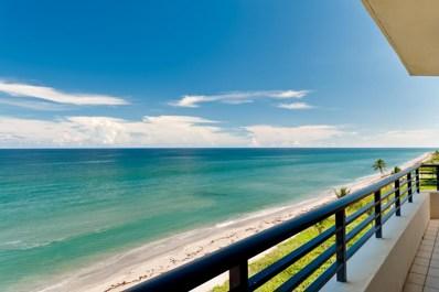 3100 S Ocean Boulevard UNIT 603s, Palm Beach, FL 33480 - MLS#: RX-10398209