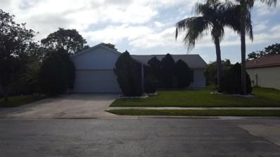 150 Arrowhead Circle, Jupiter, FL 33458 - MLS#: RX-10398236