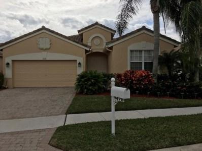 9478 Vercelli Street, Lake Worth, FL 33467 - MLS#: RX-10398304