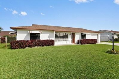 3625 N Libby Drive, West Palm Beach, FL 33406 - MLS#: RX-10398412