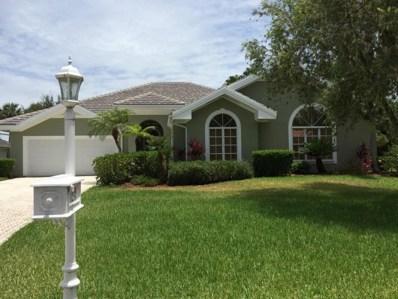 1257 SW Cedar Cove, Port Saint Lucie, FL 34986 - MLS#: RX-10398438