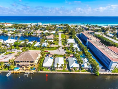 1032 Del Harbour Drive UNIT 0040, Delray Beach, FL 33483 - MLS#: RX-10398483
