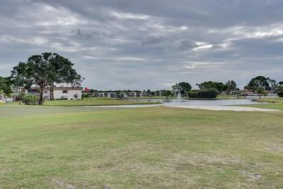814 Normandy Q, Delray Beach, FL 33484 - MLS#: RX-10398545