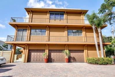 122 Andrews Avenue UNIT C, Delray Beach, FL 33483 - MLS#: RX-10398636