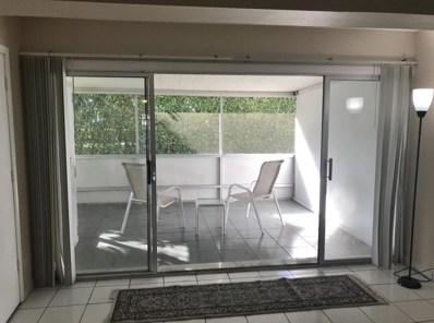 1141 Calmondin Terrace UNIT 103, Delray Beach, FL 33445 - MLS#: RX-10398694