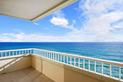 5280 N Ocean Drive NE UNIT 16b, Singer Island, FL 33404 - MLS#: RX-10398700