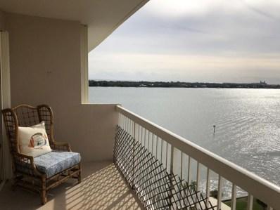 2600 N Flagler Drive UNIT 1008, West Palm Beach, FL 33407 - MLS#: RX-10398741