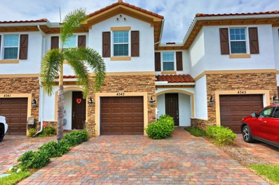 4343 Chalmers Lane, West Palm Beach, FL 33417 - MLS#: RX-10398769