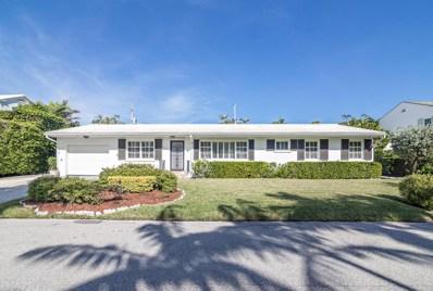223 Monterey Road, Palm Beach, FL 33480 - MLS#: RX-10398794