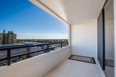 3555 S Ocean Boulevard UNIT 611, South Palm Beach, FL 33480 - MLS#: RX-10398832