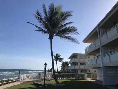 1199 Hillsboro Mile UNIT 209, Hillsboro Beach, FL 33062 - MLS#: RX-10398929