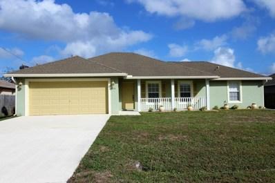 555 SW Lakota Avenue, Port Saint Lucie, FL 34953 - MLS#: RX-10398960