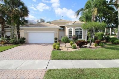9672 Taormina Street, Lake Worth, FL 33467 - MLS#: RX-10398966
