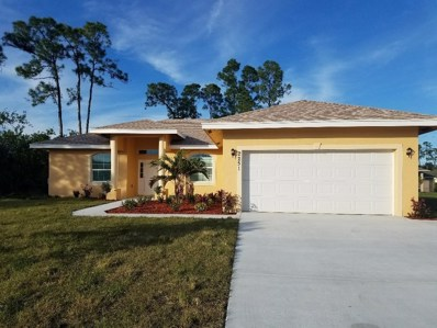 2251 SW Import Drive, Port Saint Lucie, FL 34953 - MLS#: RX-10398983