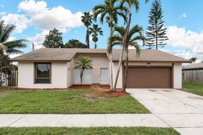 17850 Covey Trail, Boca Raton, FL 33487 - MLS#: RX-10399069