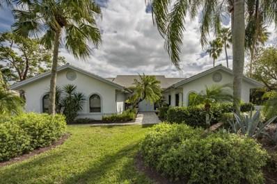 4163 SW Gleneagle Circle, Palm City, FL 34990 - MLS#: RX-10399128