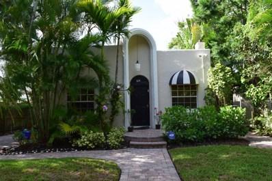 834 Upland Road, West Palm Beach, FL 33401 - MLS#: RX-10399166