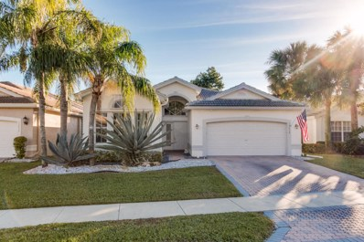 13038 Misty Gilbralter Way, Delray Beach, FL 33446 - MLS#: RX-10399275