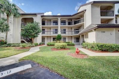 5380 Cedar Lake Drive UNIT 203, Boynton Beach, FL 33437 - MLS#: RX-10399282