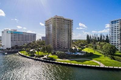 901 E Camino Real UNIT 4b, Boca Raton, FL 33432 - MLS#: RX-10399384