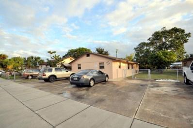 1216 Worthington, West Palm Beach, FL 33401 - MLS#: RX-10399447