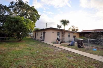 1220 Worthington UNIT A, West Palm Beach, FL 33401 - MLS#: RX-10399450