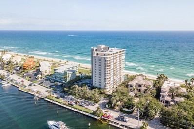 1021 Hillsboro Mile UNIT 1008, Hillsboro Beach, FL 33062 - MLS#: RX-10399467
