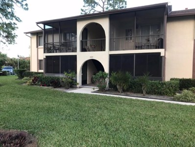 322 Knotty Pine Circle UNIT C-1, Greenacres, FL 33463 - MLS#: RX-10399483