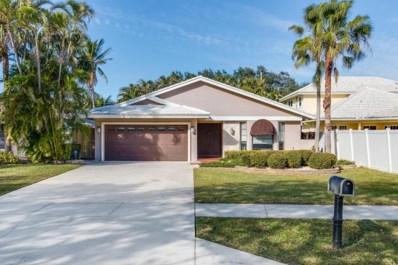 1161 SW 18th Street, Boca Raton, FL 33486 - MLS#: RX-10399515