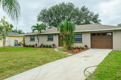 6887 Osborne Drive, Lake Worth, FL 33462 - MLS#: RX-10399602
