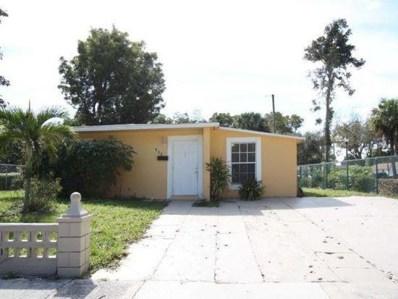 950 31st Street, West Palm Beach, FL 33407 - MLS#: RX-10399648