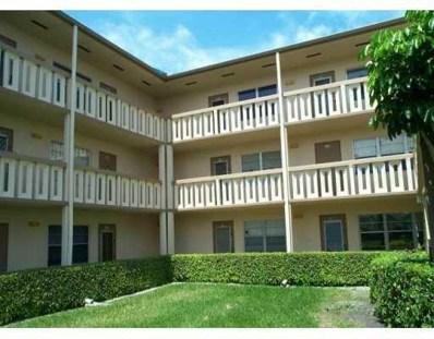 210 Fanshaw E UNIT 210, Boca Raton, FL 33434 - MLS#: RX-10399679