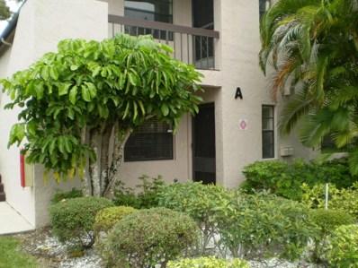 21553 Cypress Hammock Drive UNIT 43-A, Boca Raton, FL 33428 - MLS#: RX-10399708
