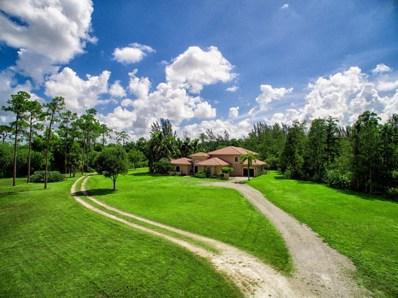 1544 B Road, Loxahatchee Groves, FL 33470 - MLS#: RX-10399766