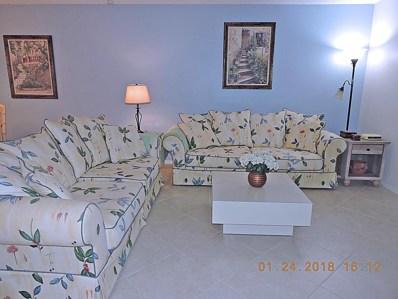 5800 Fernley Drive W UNIT 68, West Palm Beach, FL 33415 - MLS#: RX-10399857