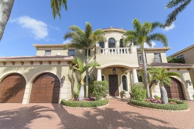 8885 Club Estates Way, Lake Worth, FL 33467 - MLS#: RX-10399894