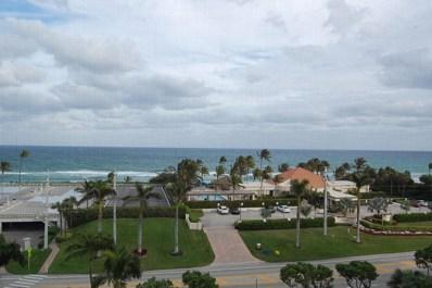 3400 S Ocean Boulevard UNIT 7g, Highland Beach, FL 33487 - MLS#: RX-10399896