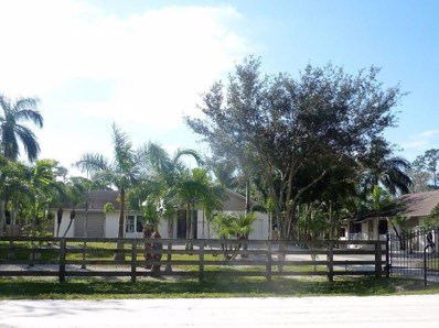 16280 E Goldcup Drive, Loxahatchee, FL 33470 - MLS#: RX-10399927