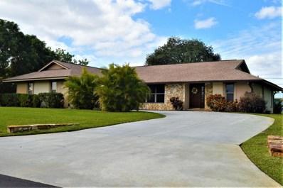 2438 SE Sapphire Terrace, Port Saint Lucie, FL 34952 - MLS#: RX-10399948
