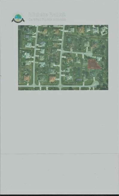5846 NW Alpha Court, Port Saint Lucie, FL 34986 - MLS#: RX-10399953