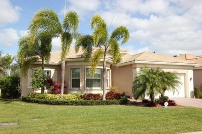 9825 Bluefield Drive, Boynton Beach, FL 33473 - MLS#: RX-10399987