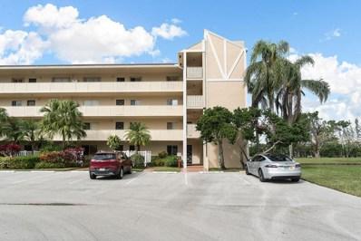 7185 Huntington Lane UNIT 108, Delray Beach, FL 33446 - MLS#: RX-10400046