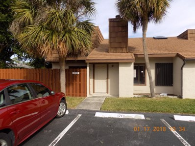 4159 Palm Bay Circle UNIT C, West Palm Beach, FL 33406 - MLS#: RX-10400091