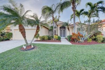 9073 Padova Drive, Boynton Beach, FL 33472 - MLS#: RX-10400245