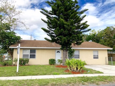 1682 W 15th Street, Riviera Beach, FL 33404 - MLS#: RX-10400257