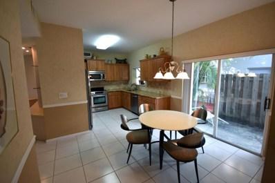 11563 Briarwood Circle UNIT 2, Boynton Beach, FL 33437 - MLS#: RX-10400318