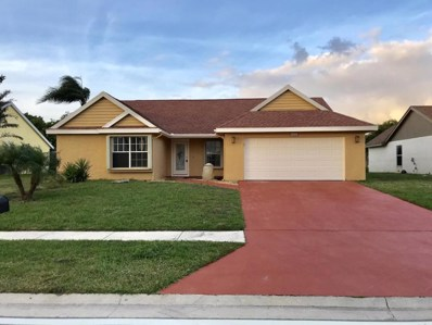 6435 Indian Wells Boulevard, Boynton Beach, FL 33437 - MLS#: RX-10400397