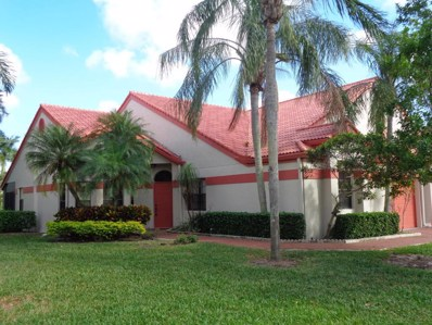 7532 Lexington Club Boulevard UNIT A, Delray Beach, FL 33446 - MLS#: RX-10400400