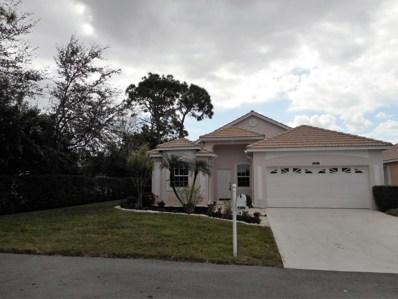 126 NW Catania Circle, Port Saint Lucie, FL 34986 - MLS#: RX-10400450