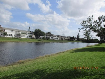 282 Andover K, West Palm Beach, FL 33417 - MLS#: RX-10400532
